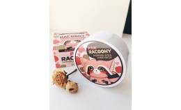 ISEI Community: Патчі Pink Racoony: єноти, що зізнаються в коханні