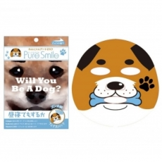 Pure Smile Маска для лица Dogs&Cats Gonta Art Mask
