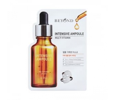 Beyond Маска для лица Intensive Ampoule Mask Multi Vitamin 22 мл