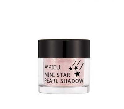Apieu Mini Star Pearl Shadow Тени для век №2, 4,5 гр