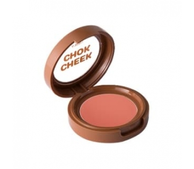 Apieu Creamy Cheek-Chok Blusher Кремовые румяна CR02, 2,3 гр