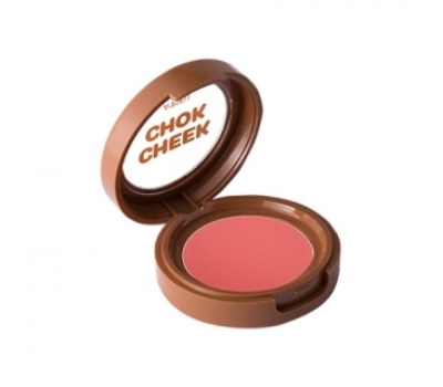 Apieu Creamy Cheek-Chok Blusher Кремовые румяна CR03, 2,3гр