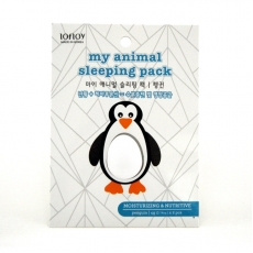 Lofloy Ночная маска Пингвин My Animal Sleeping Pack Pinguin, 8 мл