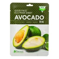 Тканевая маска для лица с экстрактом авокадо, 23 мл